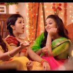 Keerthy Suresh chennai Silks diwali Ad (26)