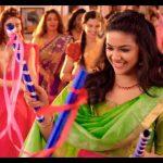 Keerthy Suresh chennai Silks diwali Ad (27)