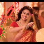 Keerthy Suresh chennai Silks diwali Ad (29)