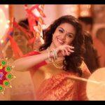 Keerthy Suresh chennai Silks diwali Ad (30)