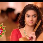 Keerthy Suresh chennai Silks diwali Ad (35)