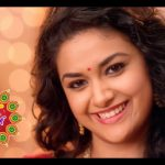 Keerthy Suresh chennai Silks diwali Ad (37)