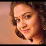 Keerthy Suresh chennai Silks diwali Ad (6)