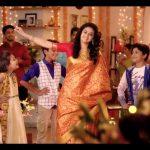Keerthy Suresh chennai Silks diwali Ad (7)