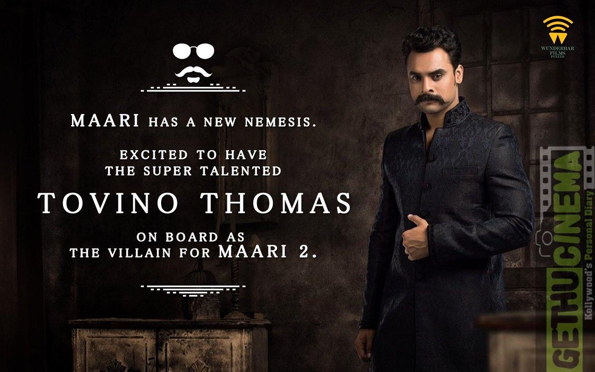 maari 2 (3) Tovino Thomas
