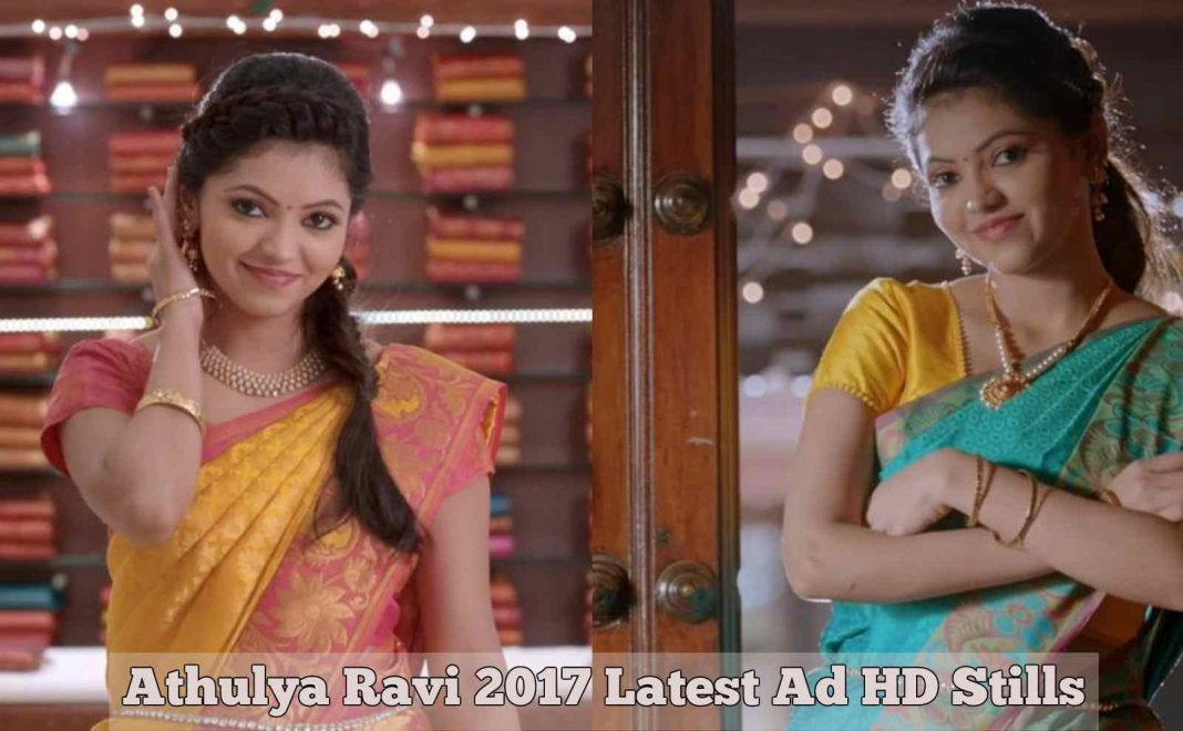 Athulya Ravi 2017 Latest Ad HD Stills