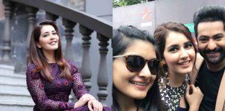 Actress Rashi Khanna 2017 HD Photos