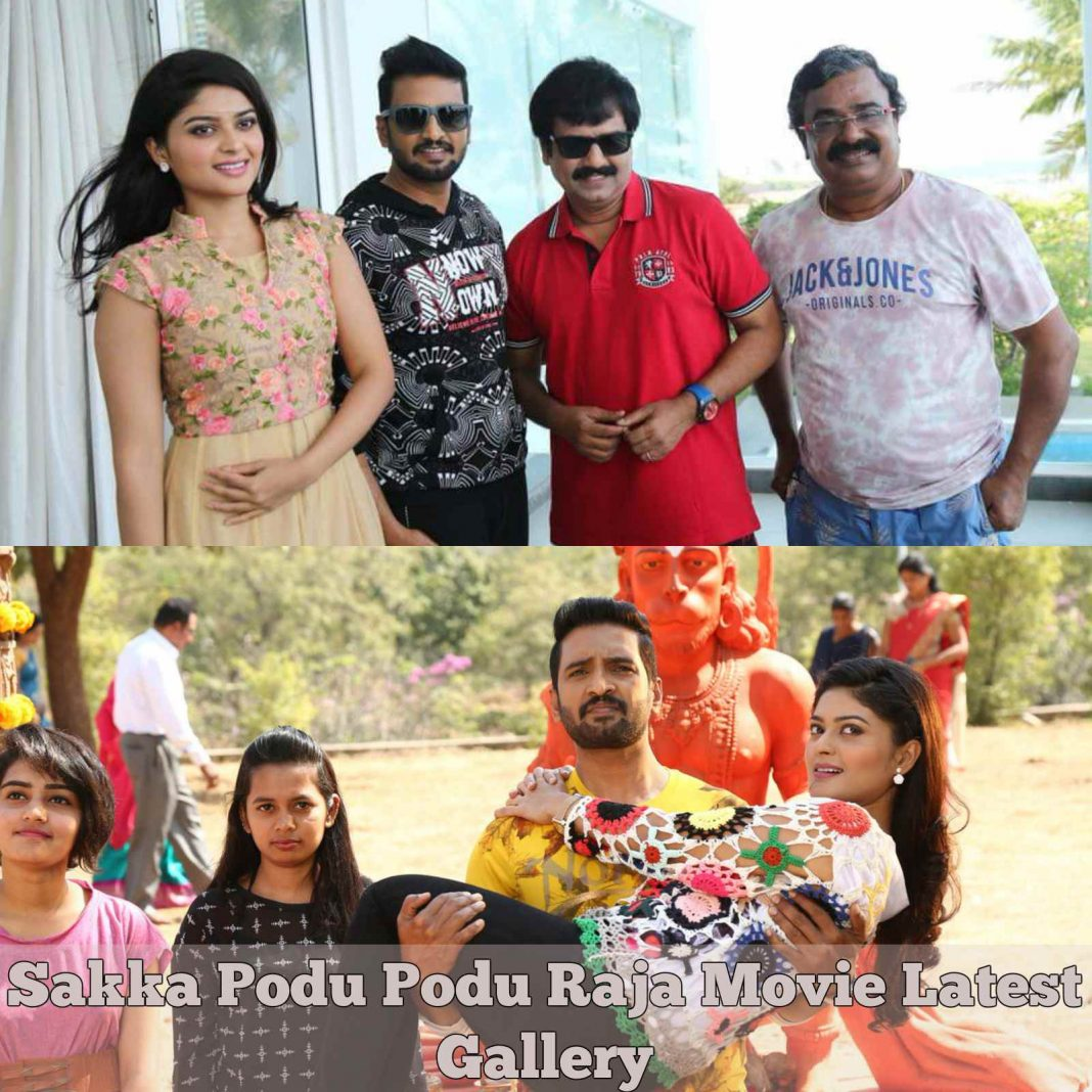 Sakka Podu Podu Raja Movie Latest Stills