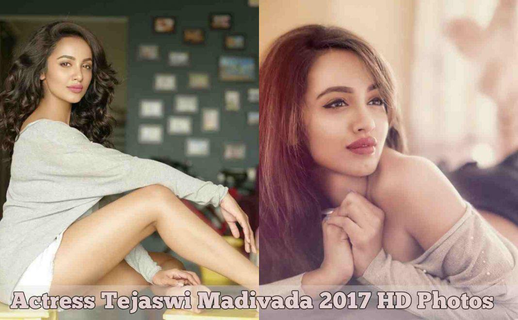 Actress Tejaswi Madivada 2017 HD Photos