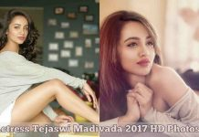 Actress Tejaswi Madivada 2017 HD Photos