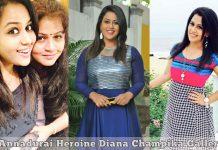 Annadurai Heroine Diana Champika Photos Gallery
