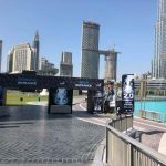 2.0 launch event Dubai getting ready (9)