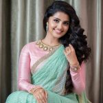 Actress Anupama Parameswaran 2017 Photoshoot Stills (3)