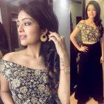 Actress Janani Iyer  2017 HD Photos  (18)