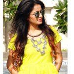 Actress Janani Iyer  2017 HD Photos  (6)