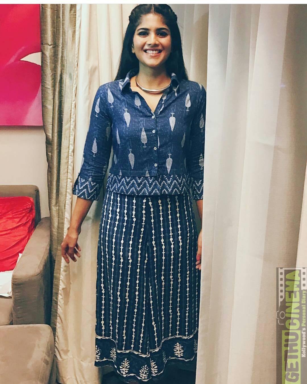 Pakka Tamil Hd Movies: Actress Megha Akash 2017 Photos