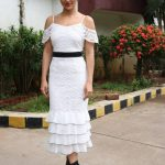 Actress Neha sharma  Solo Press Meet Gallery (2)