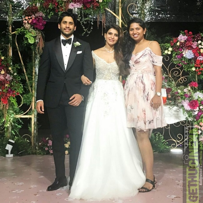 Samantha Ruth Prabhu and Naga Chaitanya