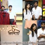 Costume Designer Sathya NJ Fashion House HD Photos (1)
