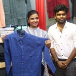 Costume Designer Sathya NJ Fashion House HD Photos (6)