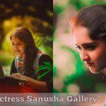Kodi Veeran Movie Thangachi Aka Actress Sanusha Photos (1)