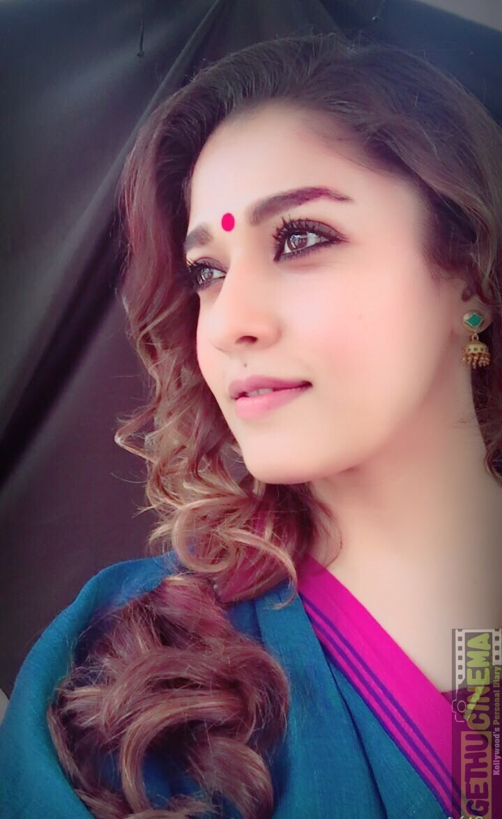 actress nayanthara 2017 latest cute hd unseen gallery - gethu cinema