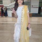 Nenjil Thunivirundhal Heroine Mehrene Kaur Pirzada Photos Gallery (32)