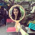 Nenjil Thunivirundhal Heroine Mehrene Kaur Pirzada Photos Gallery (40)