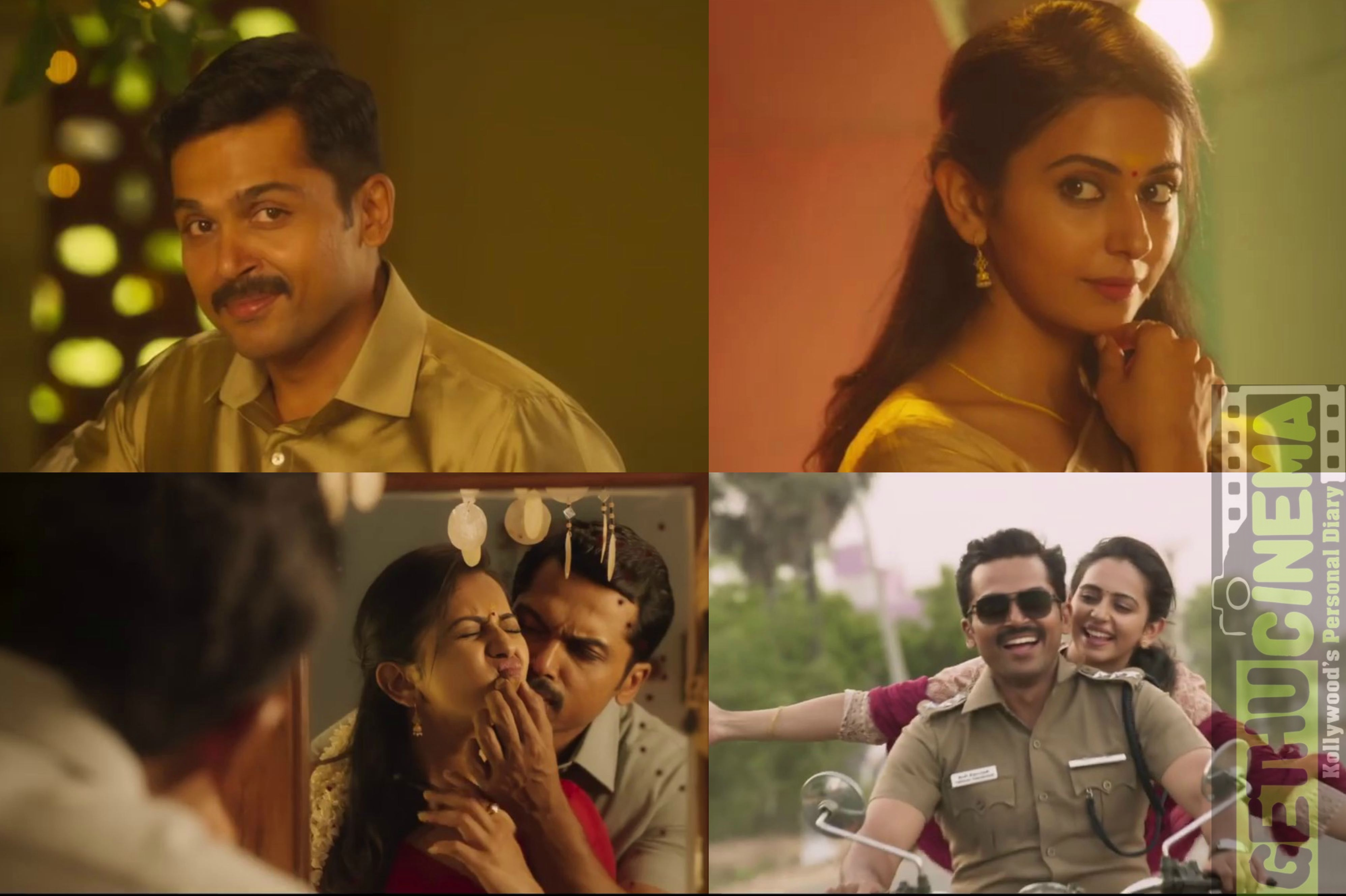 Theeran Adhigaaram Ondru 9th Day Box Office Collection
