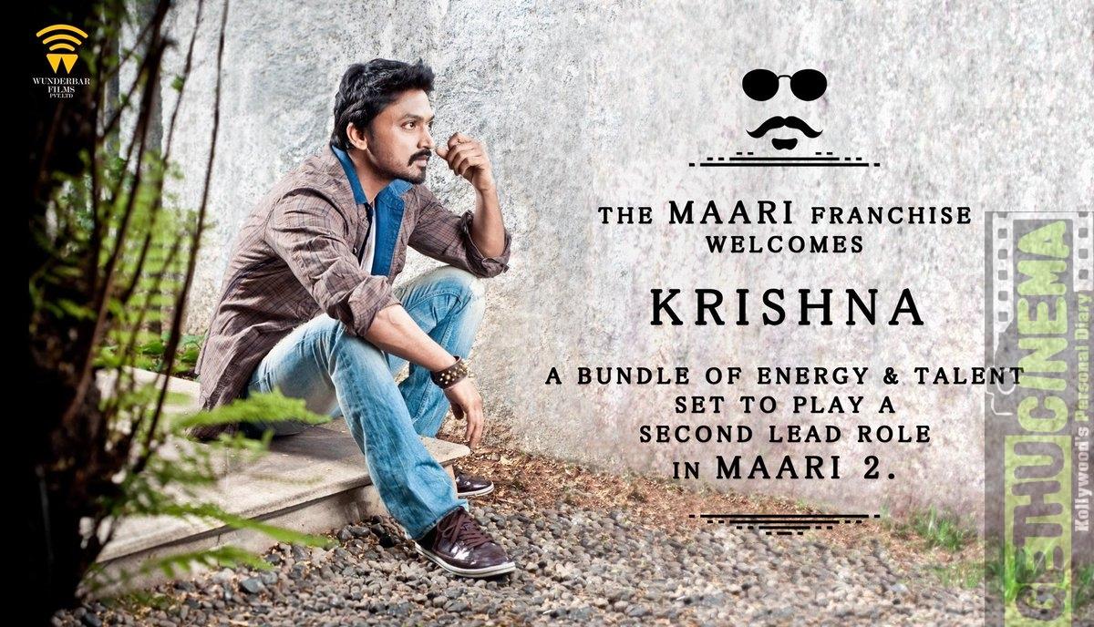 maari 2 (6) Krishna