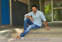 Actor Karthi HD Photos