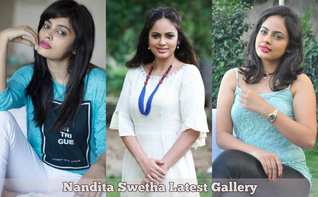 Actress Nandita Swetha 2017 HD Photos