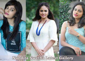 Actress Nandita Swetha 2017 HD Photos