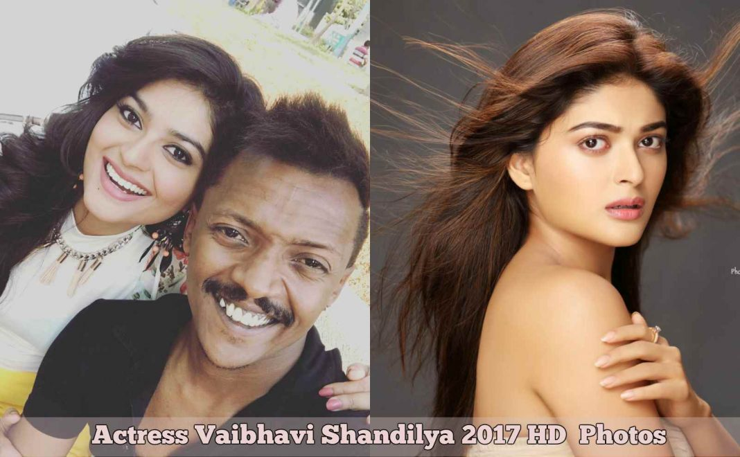 Actress Vaibhavi Shandilya 2017 HD Photos