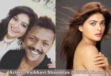 Actress Vaibhavi Shandilya 2017 HD Photos