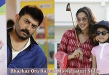 Bhaskar Oru Rascal Movie