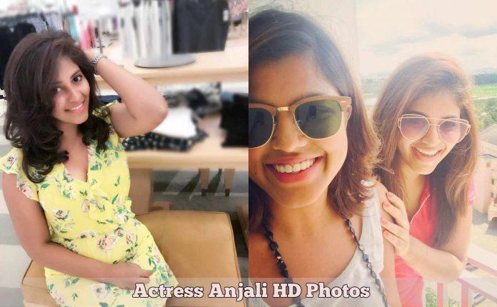 Actress Anjali HD Photos