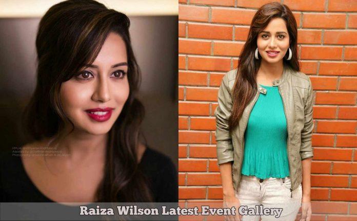 Actress Raiza Wilson Latest Event & Photoshoot Gallery