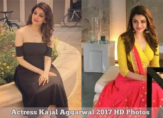 Actress Kajal Aggarwal 2017 HD Photos