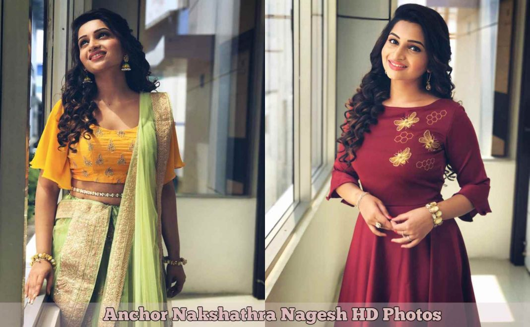 Anchor Nakshathra Nagesh HD Photos
