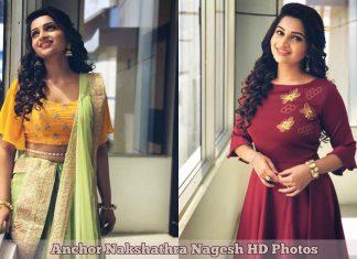 Anchor Nakshathra Nagesh HD Photos