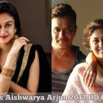 Actress Aishwarya Arjun 2017 Photos