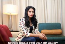 Actress Amala Paul 2017 Photoshoot Gallery
