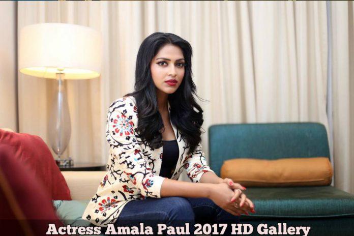 Actress Amala Paul 2017 Photoshoot Gallery