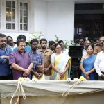 Actor Karthi New Film Pooja Photos (1)