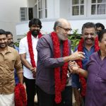 Actor Karthi New Film Pooja Photos (2)