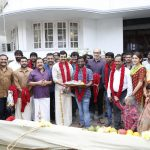 Actor Karthi New Film Pooja Photos (5)