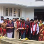 Actor Karthi New Film Pooja Photos (8)