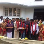 Actor Karthi New Film Pooja Photos (9)