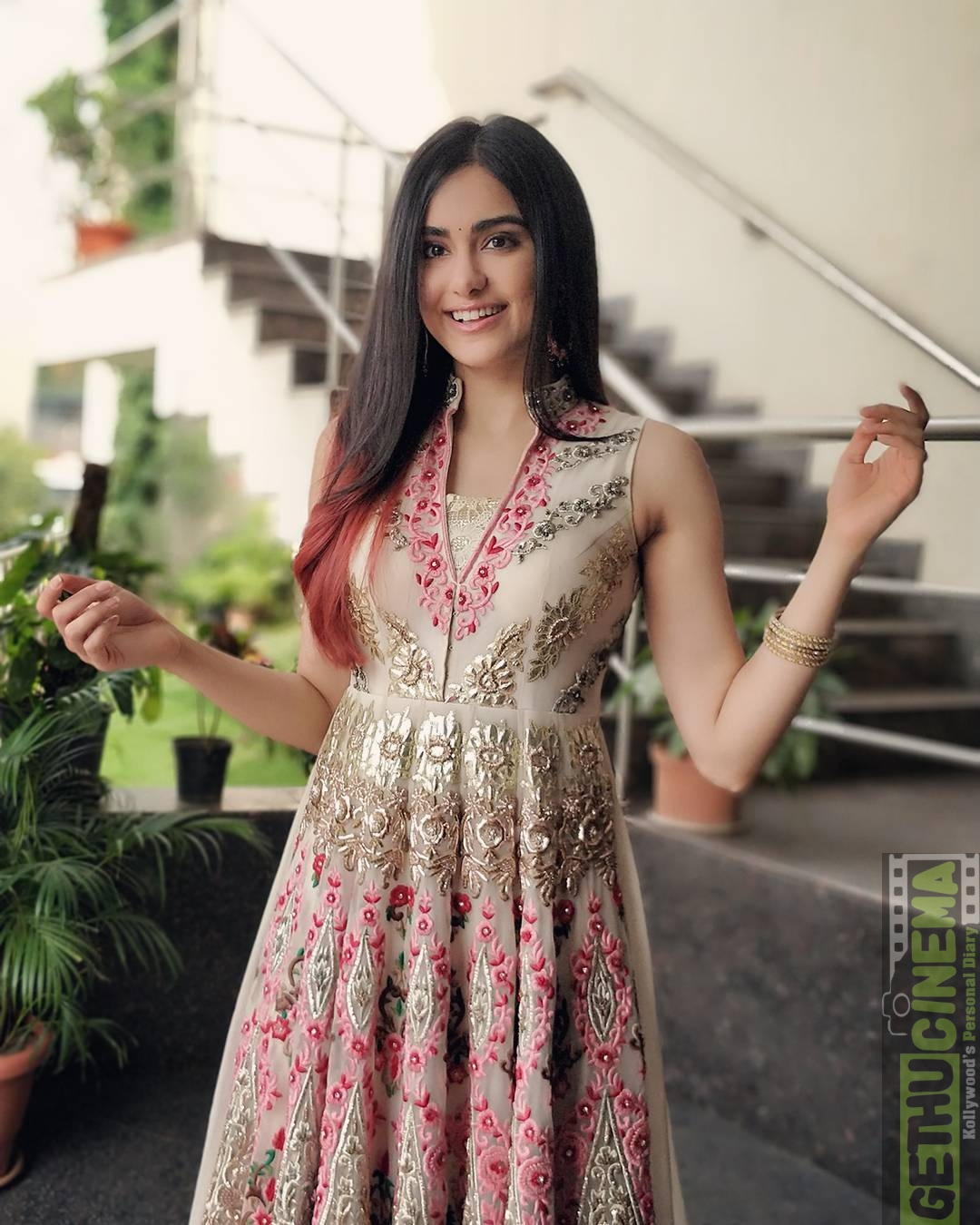 Actress Adah Sharma Cute & HD Photos - Gethu Cinema